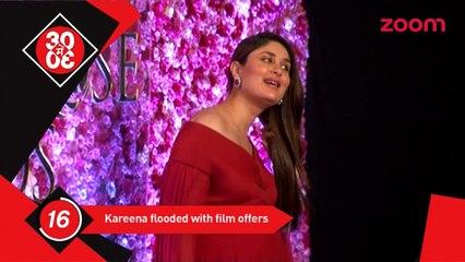 Kareena Kapoor Khan Flooded With Film Offers, Ranbir,Abhishek & John Enjoy Football Together