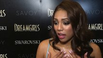 Dreamgirls star Liisi LaFontaine on Beyonce and Glee