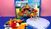 Chambre pour enfants Playmobil City Life | Groupe de jeu démo & commentaires | français