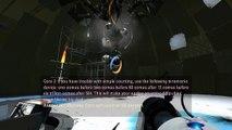 Portal 2 ending + credits + post credits