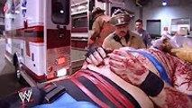 WWE Kane He had an accident with car Limo,Kane is alive or dead ??? Look hats happen