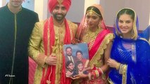 Here Is Sunny Leone's Desi Avatar At Her Brother's Wedding