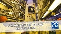 Le système Galileo, concurrent européen du GPS, entre (enfin) en fonction
