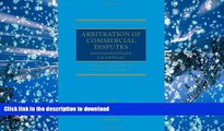 Pre Order Arbitration of Commercial Disputes: International and English Law and Practice Kindle