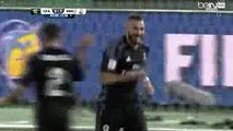 Karim Benzema Goal - Club America vs Real Madrid  - FIFA World Club Championship 15_12_2016