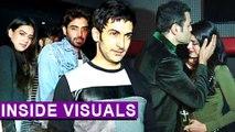TV Celebs HOT Party  INSIDE VISUALS  Nia Sharma, Nandish, Rohit Roy, Sonali Raut
