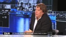 """Le clash entre Bernard Tapie et Eric Zemmour : """"Je vais t'en mettre une !"""""""