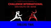 Challenge International des Hauts-de-Seine - Piste bleue