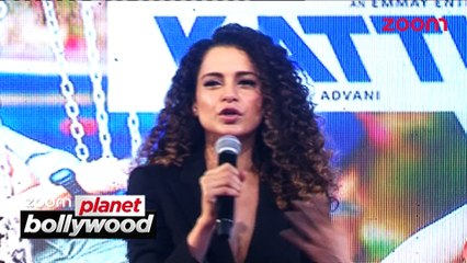 Kangana Comments On Friendship And Work