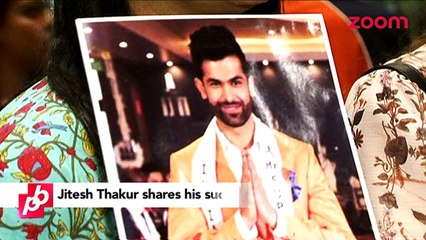 Jitesh Thakur Shares His Success Story, Bollywood News