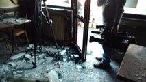 Le Centre culturel turc de Marchienne-au-Pont attaque aux cocktails molotov