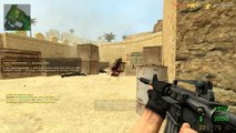 Counter Strike Xtreme Source Gameplay HD 1080p - Dust 2