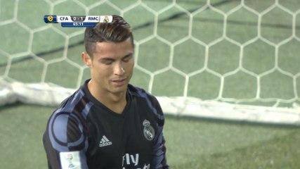 L'incroyable raté de Cristiano Ronaldo