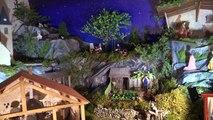 D!CI TV : Hautes-Alpes :  À la découverte de la magnifique crèche de l'église de Poligny