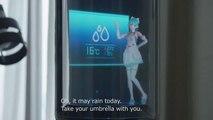 La nouvelle femme des japonais est virtuelle