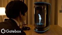 Gatebox : une copine virtuelle