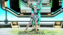 [60fps Full風] Online Game Addicts Sprechchor ネトゲ廃人シュプレヒコール - Hatsune Miku 初音ミク DIVA English Romaji