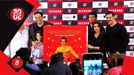 Akshay Kumar Talks About  Dara Singh, Ranveer Hops To Theatres To See Reaction On Befikre