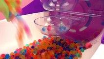 Bain pour les pieds Orbeez 1500 perles Orbeez | Perles molles jeu pour enfants | Démo