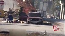 Mersin'de şüpheli araç fünye ile patlatıldı | En Son Haber