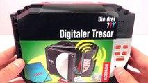 KOSMOS DIGITALER TRESOR - Wir sind Detektive geworden - Unboxing Spiel mit mir Kinderspielzeug