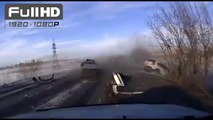 Compilation d'accidents de Voitures n°390 en HD | Car Crashes Compilation & Accidents
