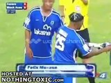 Footballs Worst Tackles and Fouls (Soccer)