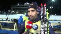 Biathlon - Coupe de monde - Hommes : Intouchable, Martin Fourcade remporte le sprint de Nove Mesto