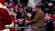 Albert et Charlène de Monaco : Leurs enfants Jacques et Gabriella découvrent la magie de Noël (VIDEO)
