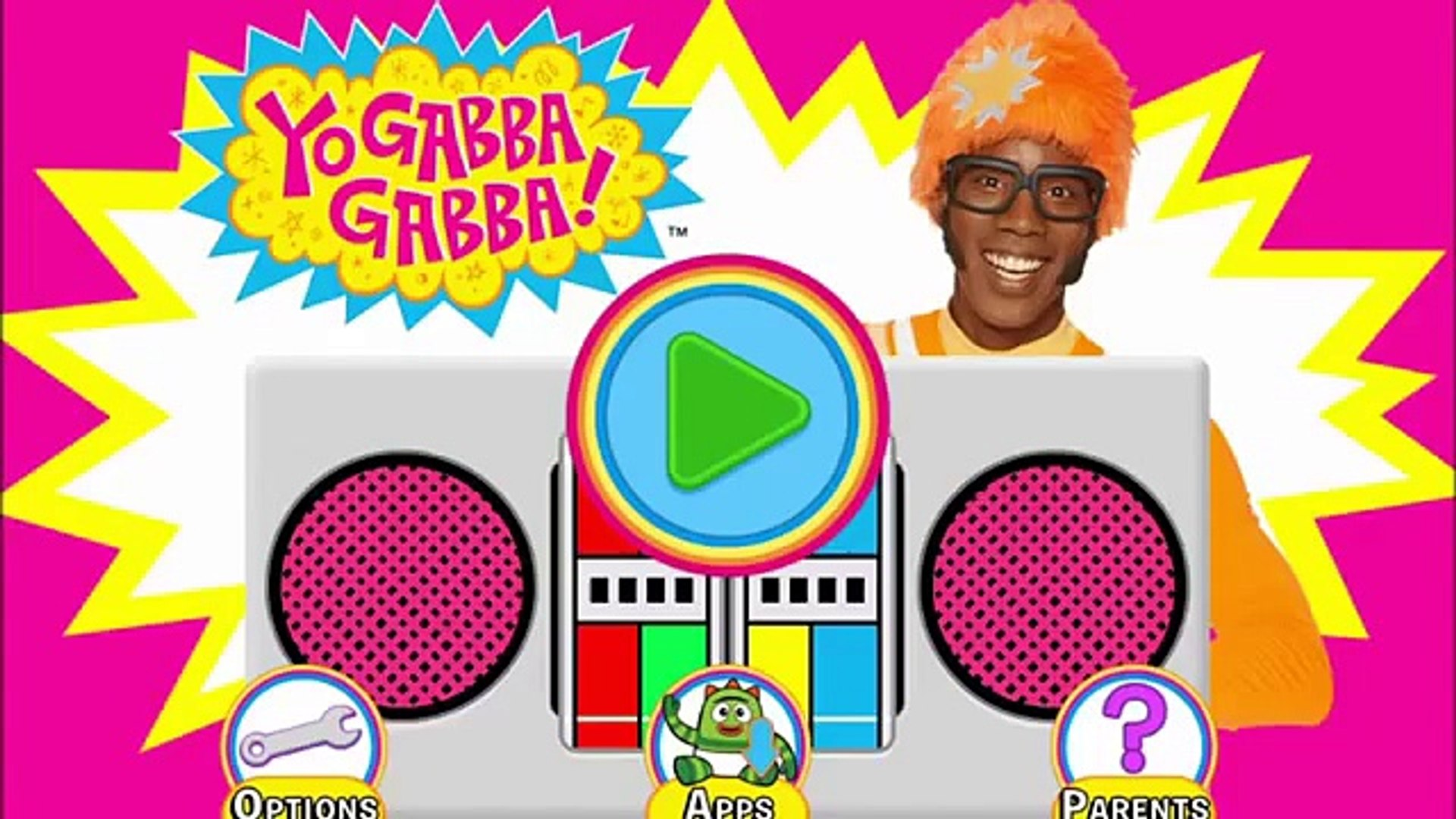 Yo Gabba Gabba! Babies Part 2    best app demos for kids   Philip ⊹⊱✿⊹⊱✿ Kids Cartoon ☔☔☔Best Shows