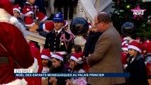 Albert et Charlène de Monaco : Leurs enfants Jacques et Gabriella découvrent la magie de Noël...
