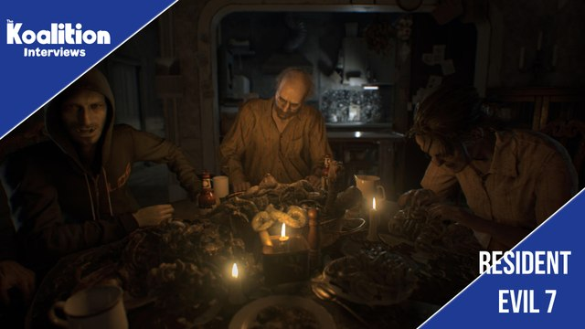 Resident Evil 7 Interview: How Resident Evil 7 Will Reclaim the Survival Horror Crown
