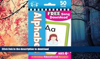 Audiobook Alphabet Christian 50-Count Flash Cards (I m Learning the Bible Flash Cards) Kindle eBooks