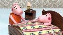 Peppa Pig Play-Doh Stop-Motion: Wet Bed Sleeping In