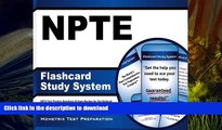Audiobook NPTE Flashcard Study System: NPTE Test Practice Questions   Exam Review for the National