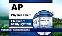 READ AP Physics Exam Flashcard Study System: AP Test Practice Questions   Review for the Advanced