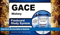 Hardcover GACE History Flashcard Study System: GACE Test Practice Questions   Exam Review for the
