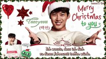Taecyeon - of 2PM – Merry Christmas To You k-pop [german Sub]
