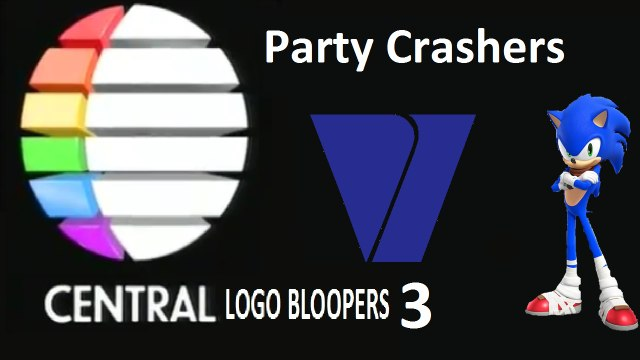Central Logo Bloopers 3: Party Crashers
