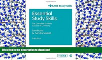 Read Book Essential Study Skills: The Complete Guide to Success at University (SAGE Study Skills