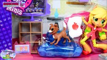 My Little Pony Equestria Girls Minis Slumber Party Applejack NEW Surprise Egg and Toy Collector SETC