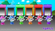 Helly Robocar Poli Colors For Children To Learn - Helly Learning Colours for Kids w Robocar Poli