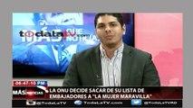 """Diego Luna emocionado por su debut en la saga """"STARWARS ROGUE ONE"""" - Más que noticias - Video"""