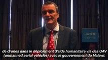 Malawi: un couloir aérien réservé aux drones contre le Sida