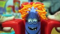 Ciastolina play doh po polsku Disguise Lab Despicable Me Miniony po polsku Toy wideo dla dzieci