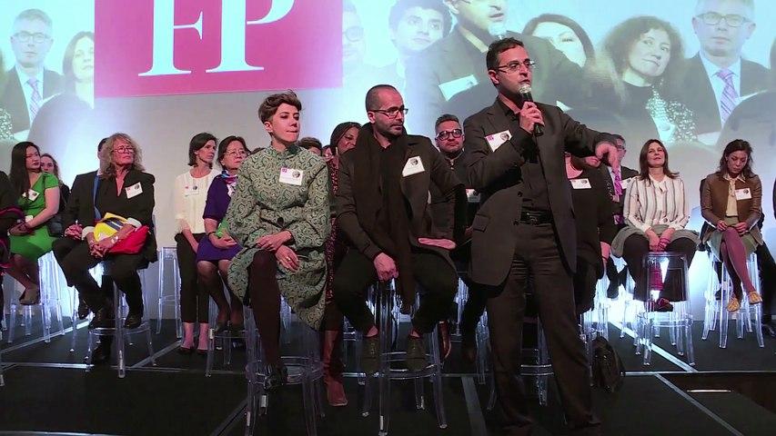 AFP - Foreign Policy Magazine récompense Arash Derambarsh