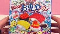 Popin Cookin deutsch Sushi | Japanische Süßigkeiten zum selber machen | Unboxing