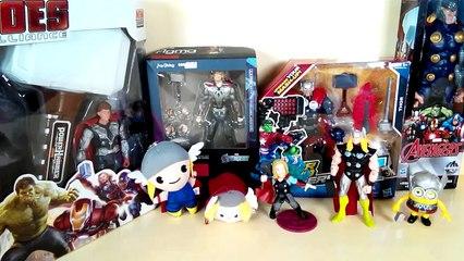 thor toys collection thor minions figma thor 216 titan hero series thor helmet kids toys