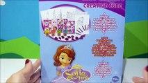 Sofia The First Creative Cube - La Princesa Sofia Cubo Creativo