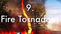 Top 10 natural disasters caught on camera (part 1)
